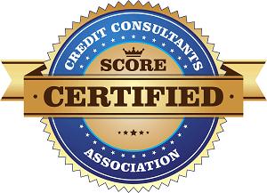 Credit Score Certified Seal1